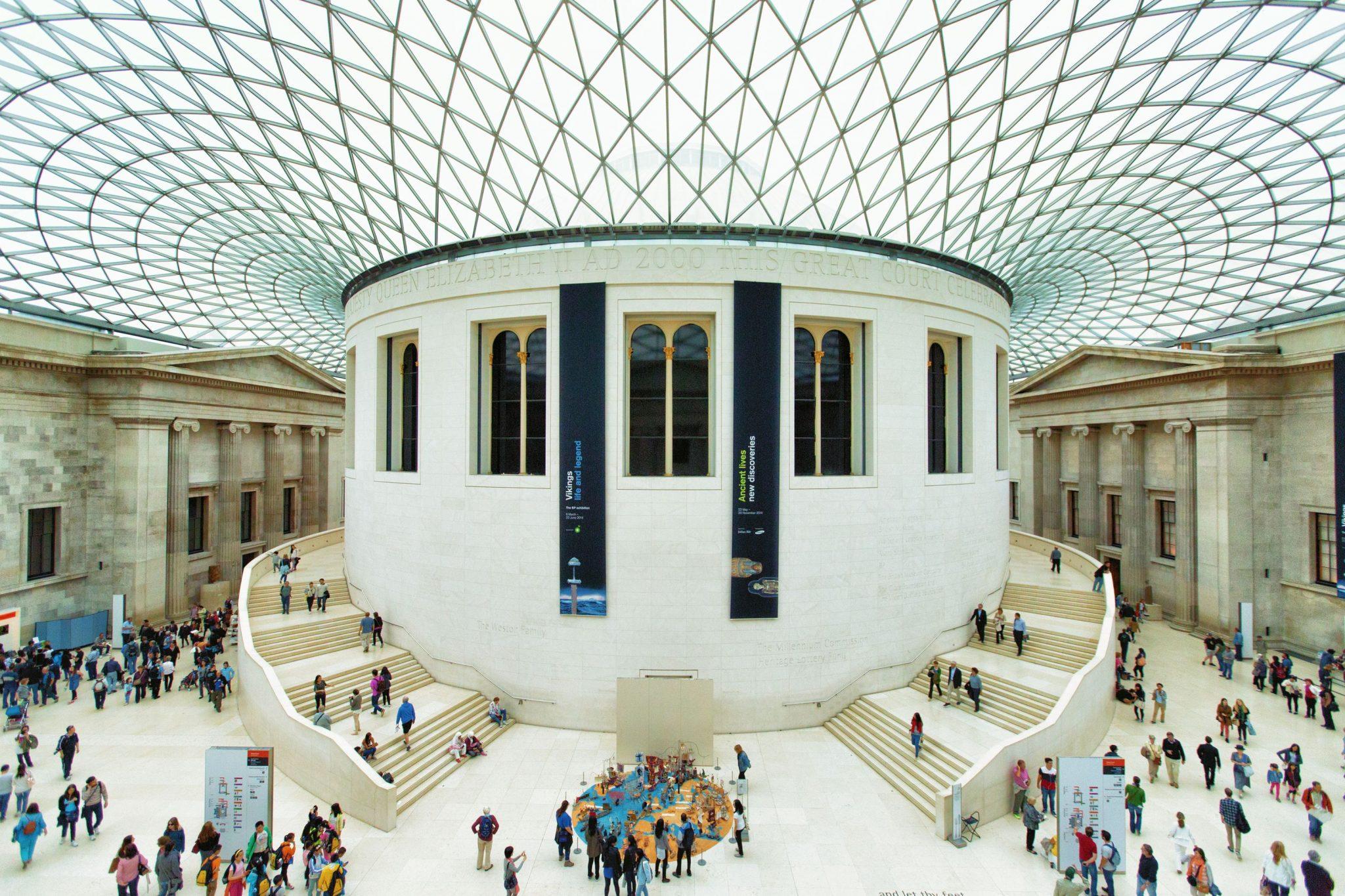 Αποτέλεσμα εικόνας για Βρετανικό Μουσείο – Λονδίνο