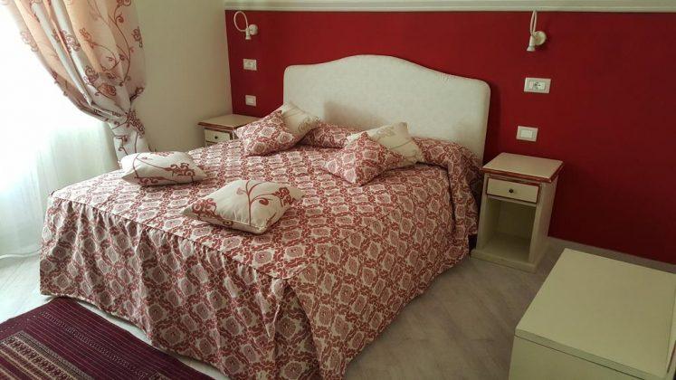 Υπνοδωμάτιο, Five Roses Bed & Breakfast, Πίζα, Τοσκάνη, Ιταλία, Ευρώπη