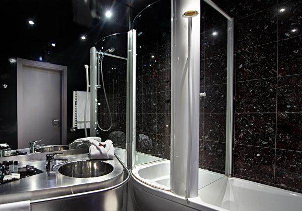 Προσωπικό Μπάνιο, San Ranieri Hotel, Πίζα, Τοσκάνη, Ιταλία, Ευρώπη