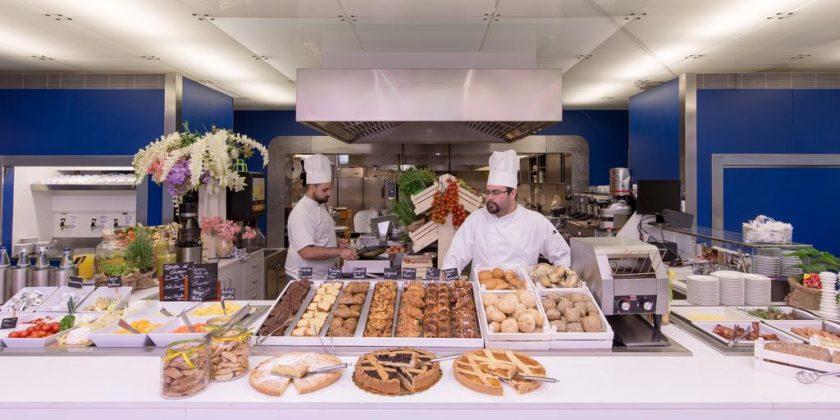 Εστιατόριο, San Ranieri Hotel, Πίζα, Τοσκάνη, Ιταλία, Ευρώπη