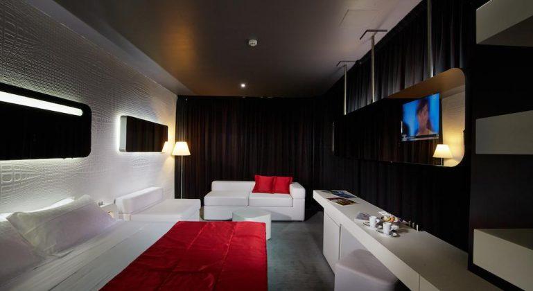 Υπνοδωμάτιο, San Ranieri Hotel, Πίζα, Τοσκάνη, Ιταλία, Ευρώπη
