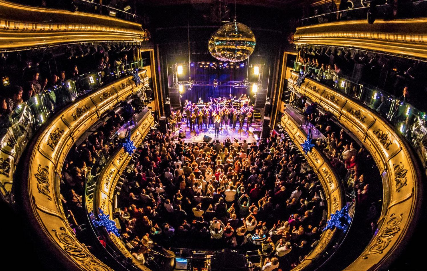 Teatro Kapital, Μαδρίτη, Ισπανία, Ευρώπη