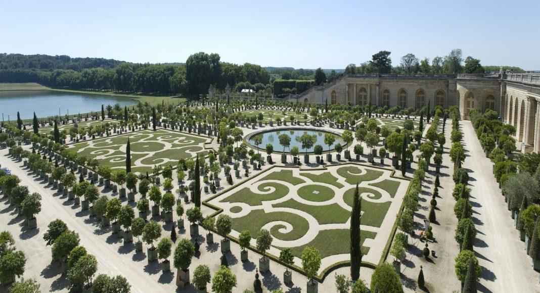 Ανάκτορο των Βερσαλλιών (Château de Versailles), Παρίσι, Γαλλία, Ευρώπη