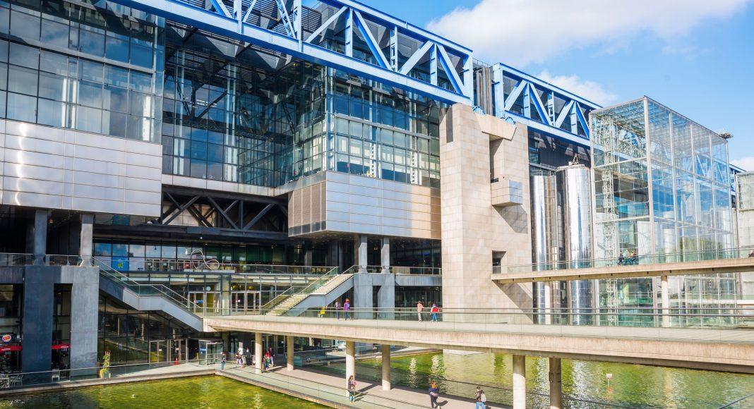 Η Πόλη της Επιστήμης και της Βιομηχανίας (Cité des Sciences et de l'Industrie) , Παρίσι, Γαλλία , Ευρώπη