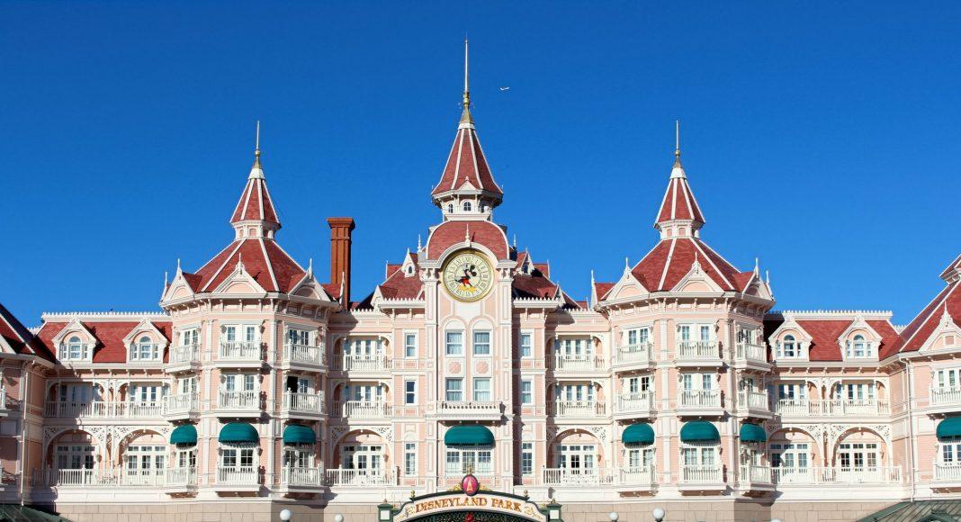 Ντίσνεϋλαντ (Disneyland), Παρίσι, Γαλλία, Ευρώπη
