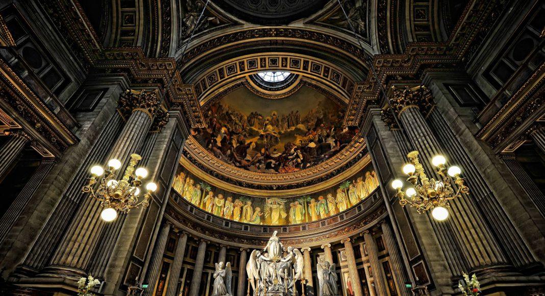 Εκκλησία Μαντλέν (Église de la Madeleine) , Παρίσι, Γαλλία, Ευρώπη