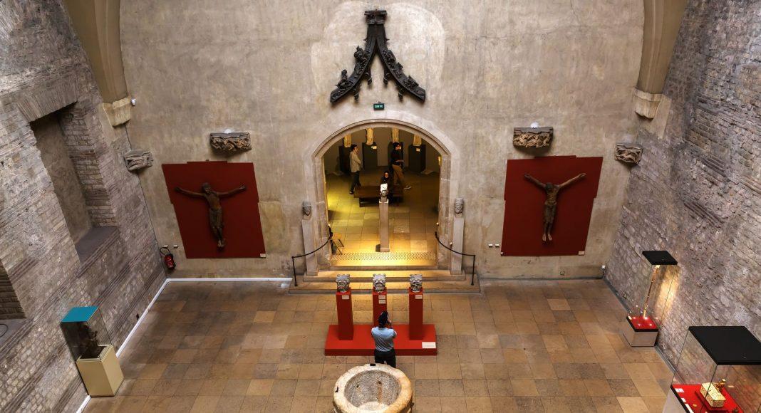 Εθνικό Μουσείο του Μεσαίωνα - Κλουνί (Musée de Cluny - Musée national du Moyen Âge) , Παρίσι, Γαλλία, Ευρώπη