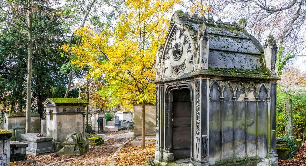Κοιμητήριο του Περ-Λασαίζ (Cimetière du Père-Lachaise), Ο Κήπος του Κεραμεικού (Jardin des Tuileries), Παρίσι, Γαλλία, Ευρώπη