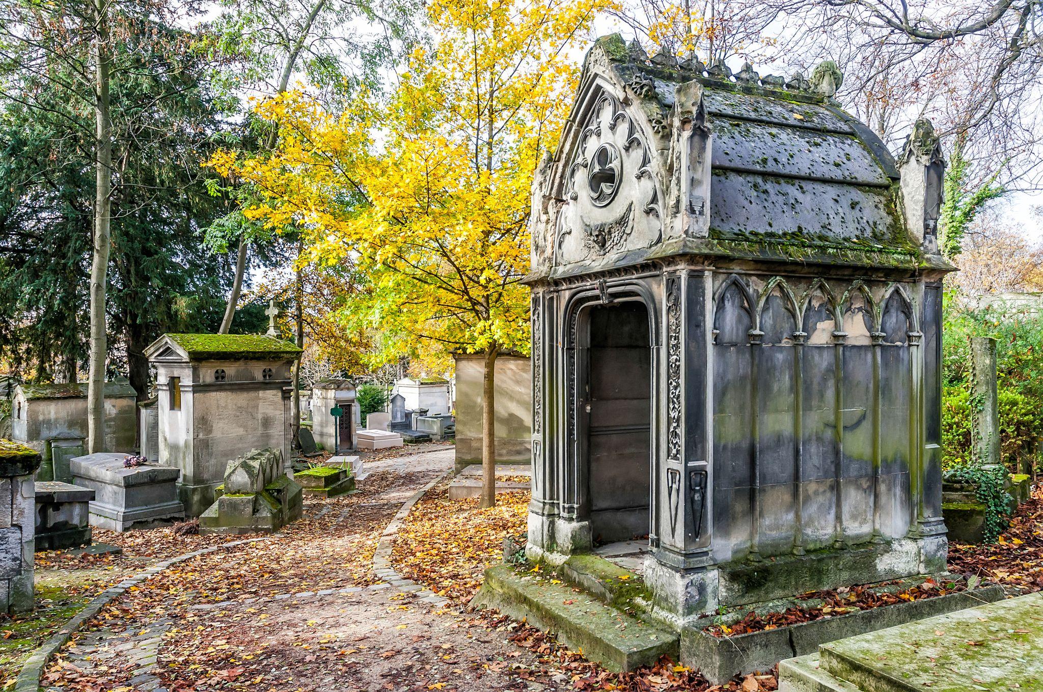 Κοιμητήριο του Περ-Λασαίζ (Cimetière du Père-Lachaise) - Παρίσι | TopTraveller