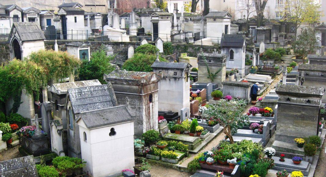Κοιμητήριο του Περ-Λασαίζ (Cimetière du Père-Lachaise), Παρίσι, Γαλλία, Ευρώπη