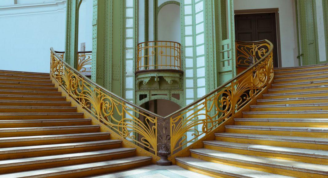 """Πολιτιστικό Κέντρο """"Μεγάλο Παλάτι"""" (Grand Palais) , Παρίσι, Γαλλία , Ευρώπη"""