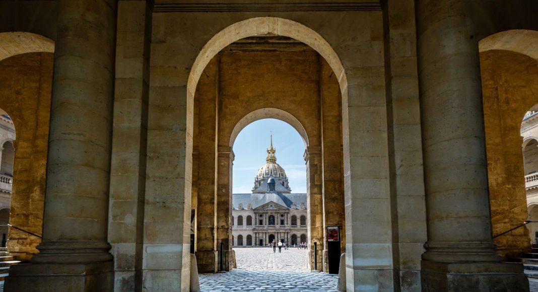 Μέγαρο των Απομάχων (Les Invalides) , Παρίσι, Γαλλία, Ευρώπη