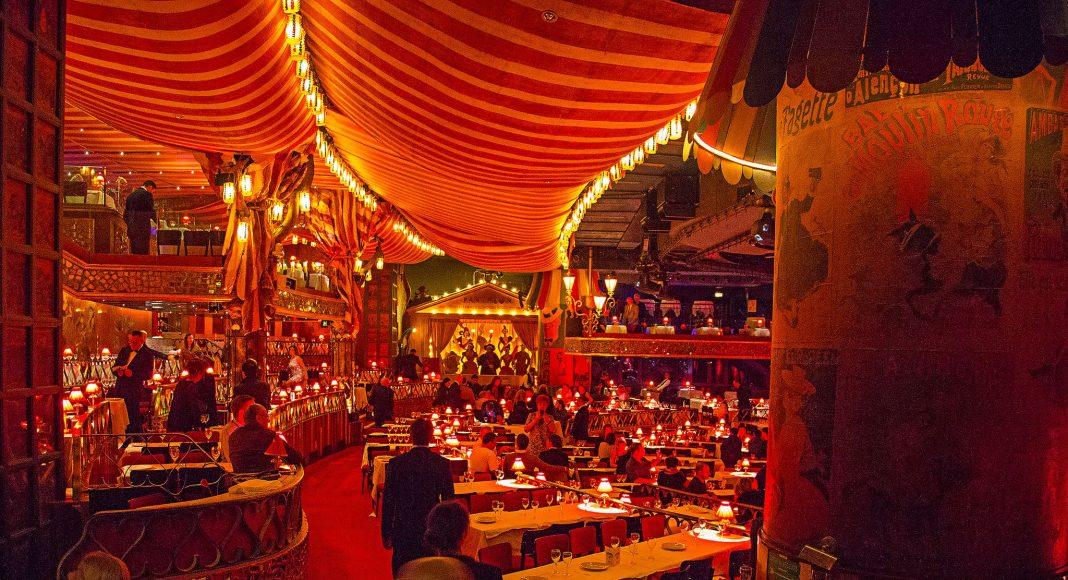 Μουλέν Ρουζ (Moulin Rouge) , Παρίσι, Γαλλία , Ευρώπη