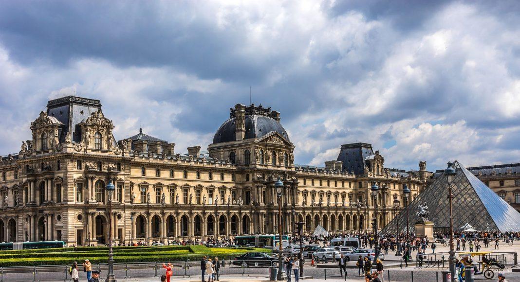 Μουσείο του Λούβρου (Musée du Louvre) , Παρίσι, Γαλλία, Ευρώπη