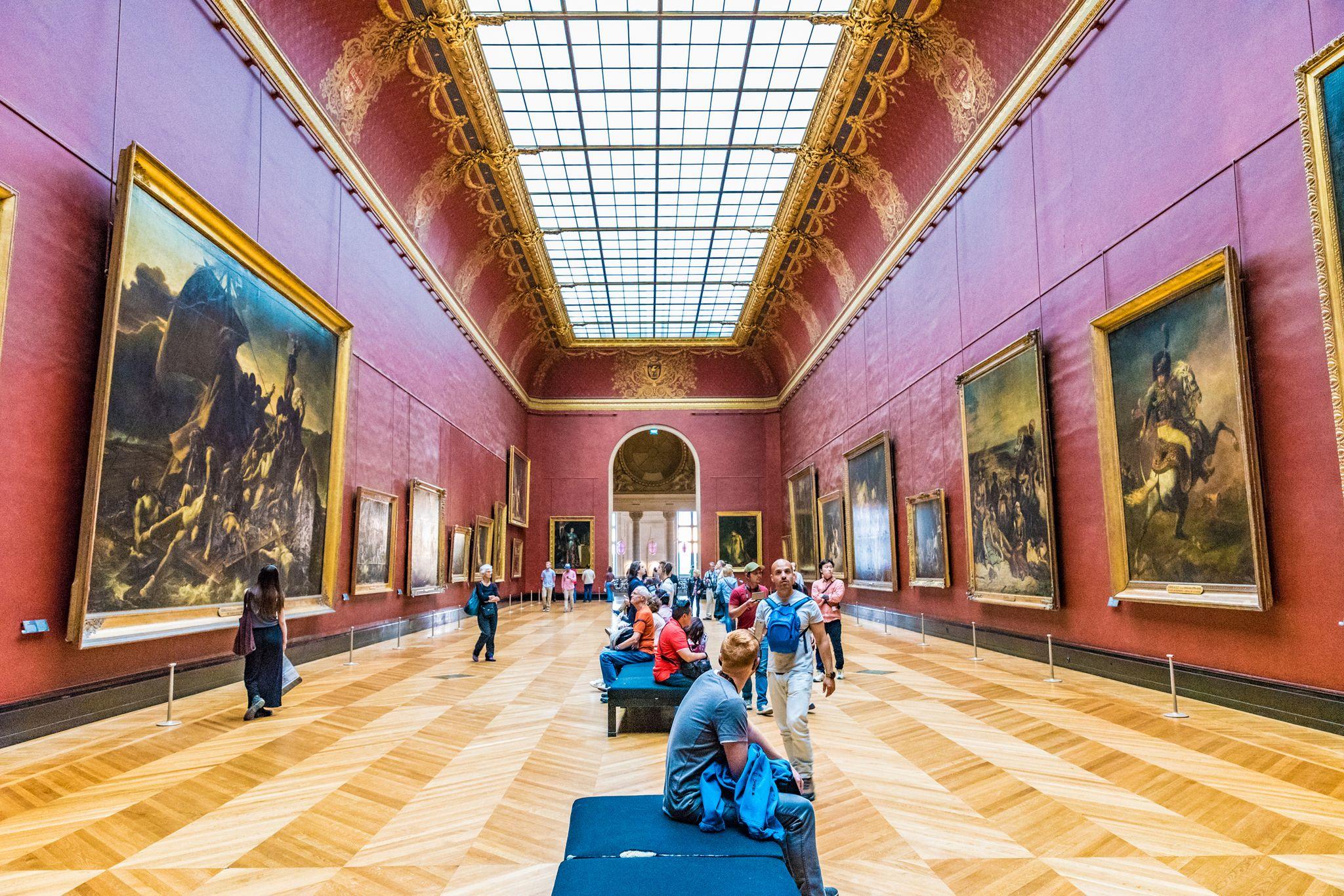 Μουσείο του Λούβρου (Musée du Louvre) - Παρίσι | TopTraveller