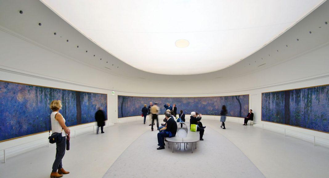 Μουσείο του Πορτοκαλεώνα (Musée de l'Orangerie) , Παρίσι, Γαλλία, Ευρώπη