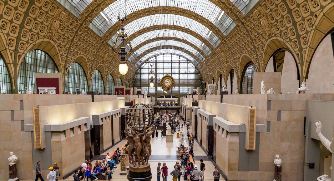 Μουσείο Ορσέ (Musée d'Orsay) , Παρίσι, Γαλλία, Ευρώπη