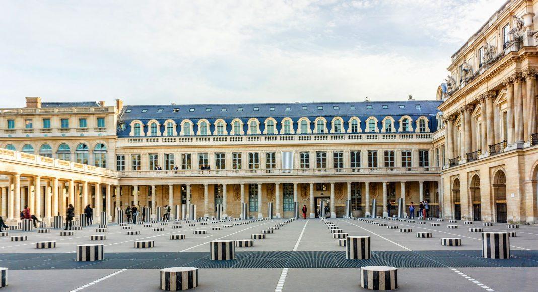 Παλέ Ρουαγιάλ (Palais-Royal) , Παρίσι, Γαλλία, Ευρώπη