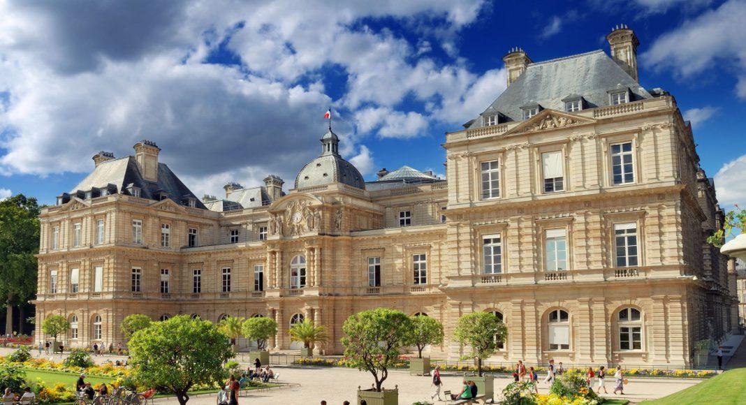 Παλάτι του Λουξεμβούργου (Palais du Luxembourg) , Παρίσι, Γαλλία, Ευρώπη