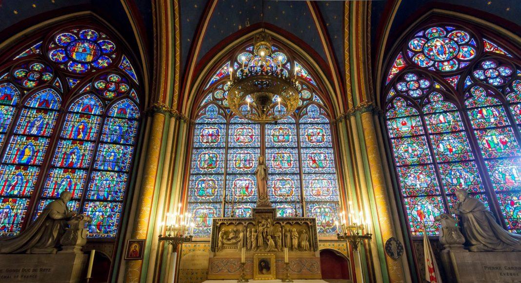 Παναγία των Παρισίων (Notre-Dame de Paris) , Παρίσι, Γαλλία, Ευρώπη