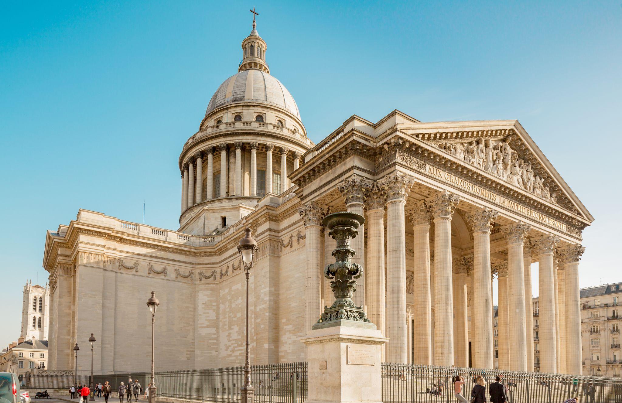 Πάνθεον (Panthéon) - Παρίσι | TopTraveller