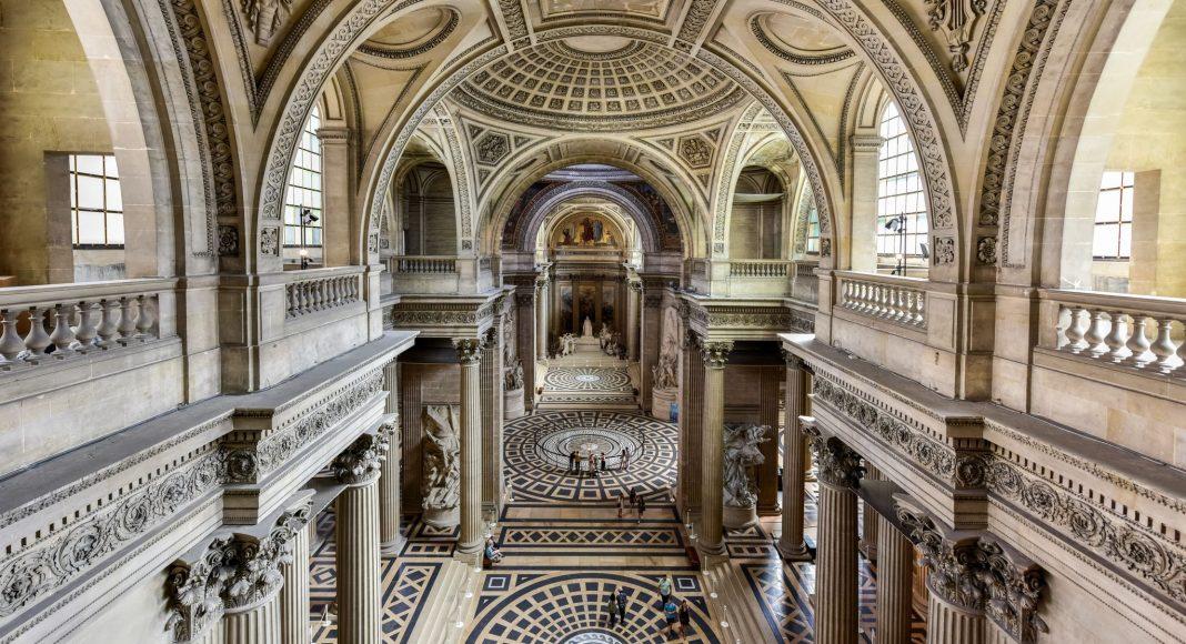 Πάνθεον (Panthéon) , Παρίσι, Γαλλία, Ευρώπη
