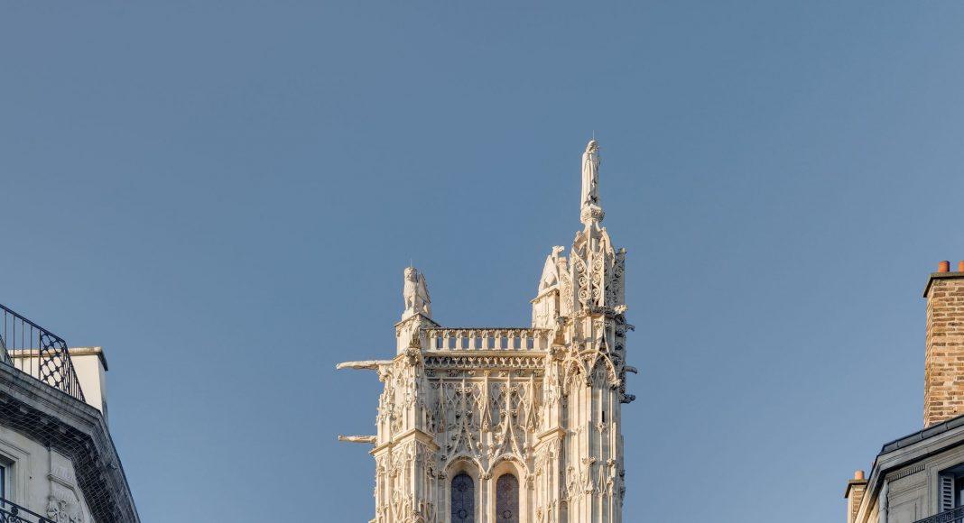 Πύργος Σεν Ζακ (Tour Saint-Jacques) , Παρίσι, Γαλλία , Ευρώπη