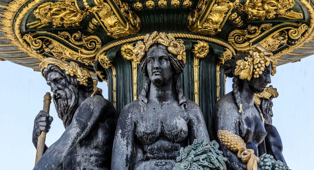 Πλατεία Κονκόρντ (Place de la Concorde) , Παρίσι, Γαλλία , Ευρώπη