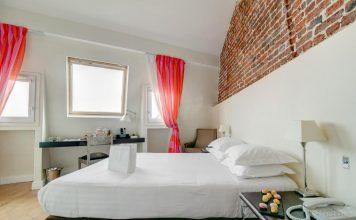 Υπνοδωμάτιο, Hôtel Le 123 Elysees - Astotel, Παρίσι, Γαλλία, Ευρώπη