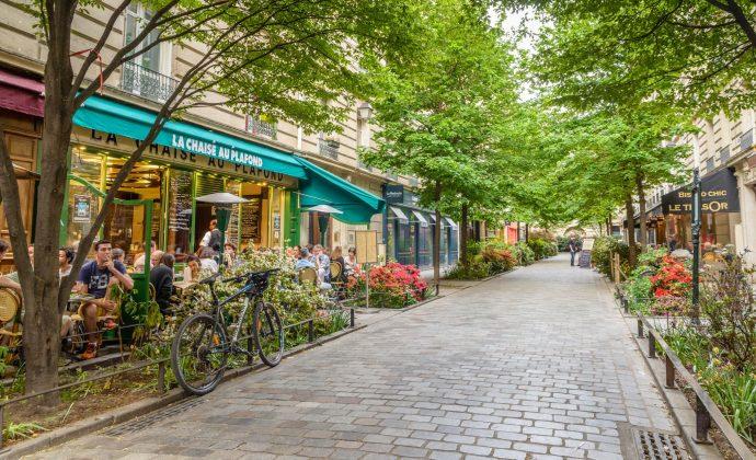 Λε Μαραί (Le Marais), Παρίσι, Γαλλία, Ευρώπη