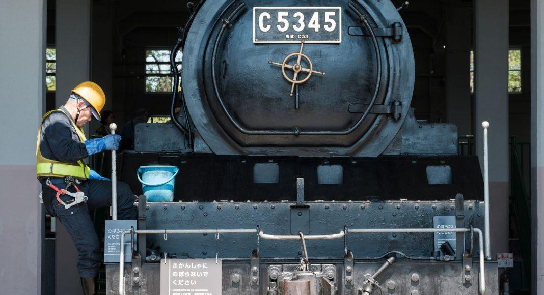 Μουσείο Σιδηροδρόμων του Κιότο (京都鉄道博物館 (Kyōto Tetsudō Hakubutsukan)) , Κιότο, Ιαπωνία, Ασία
