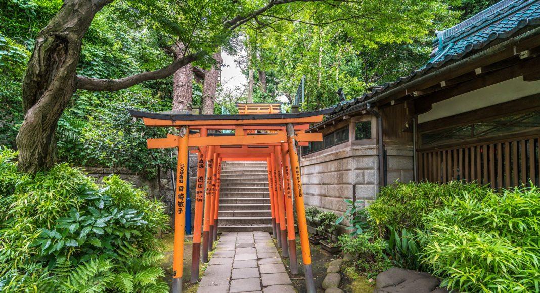 Πάρκο Ουένο (上野公園 (Ueno Kōen)) , Τόκιο, Ιαπωνία, Ασία