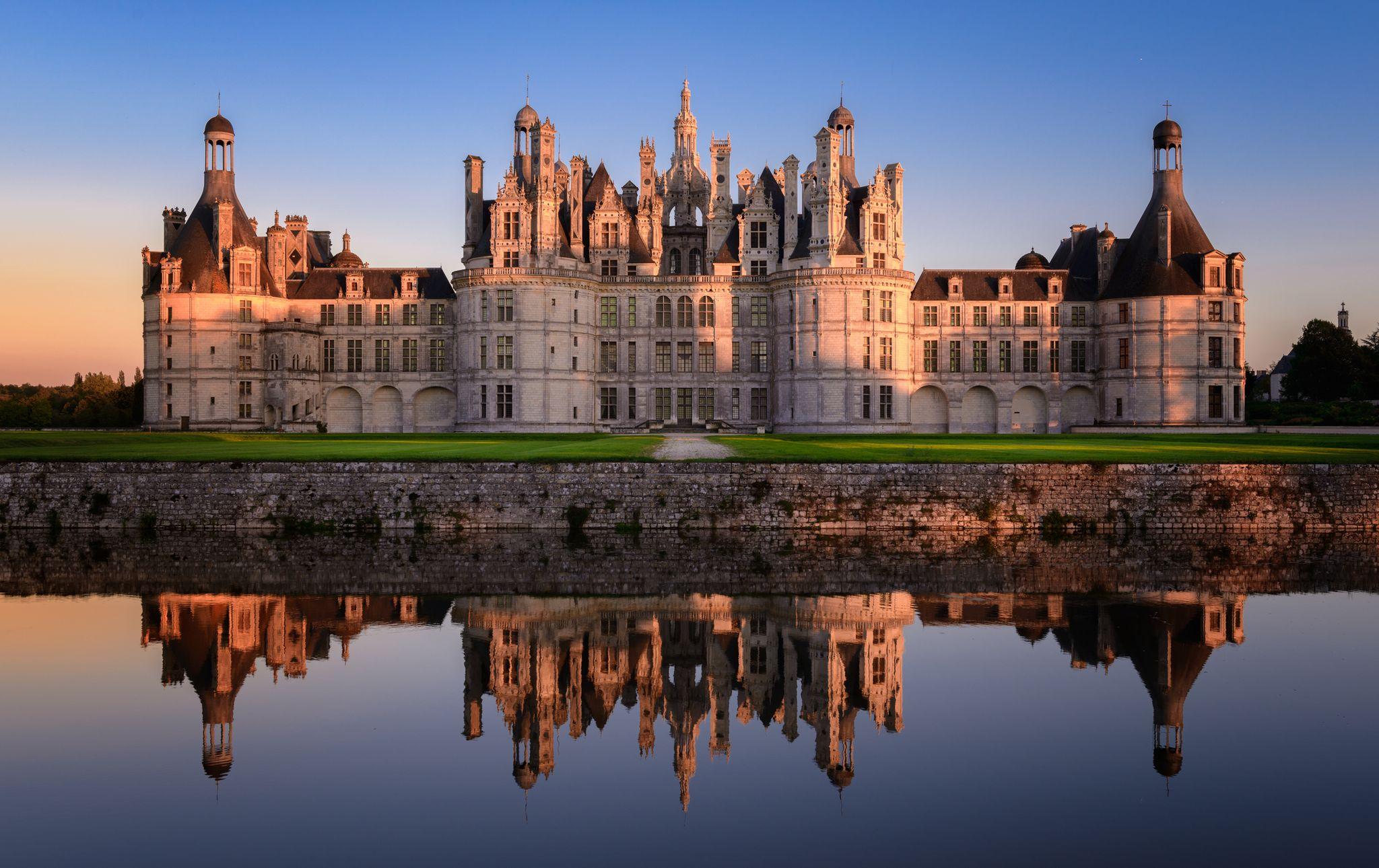 Κάστρο του Σαμπόρ, Σαμπόρ, Λουάρ-ε-Σερ, Γαλλία