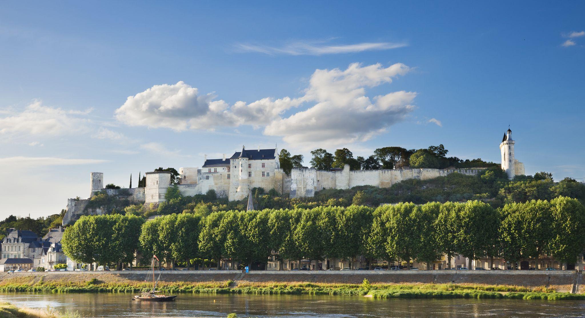 Κάστρο του Σινόν, Σινόν, Αντρ-ε-Λουάρ, Γαλλία