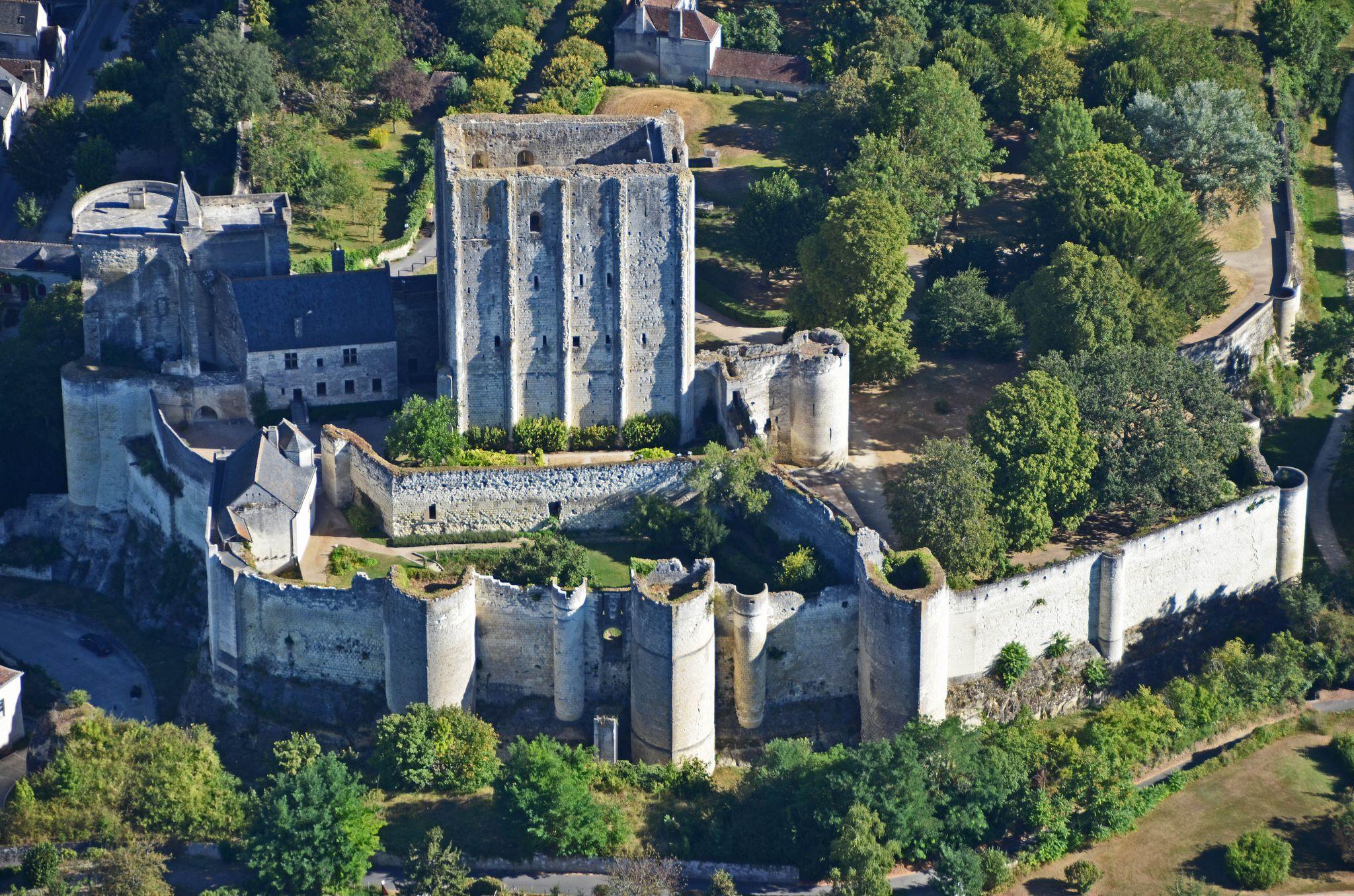 Κάστρο του Λος, Λος, Αντρ-ε-Λουάρ, Γαλλία