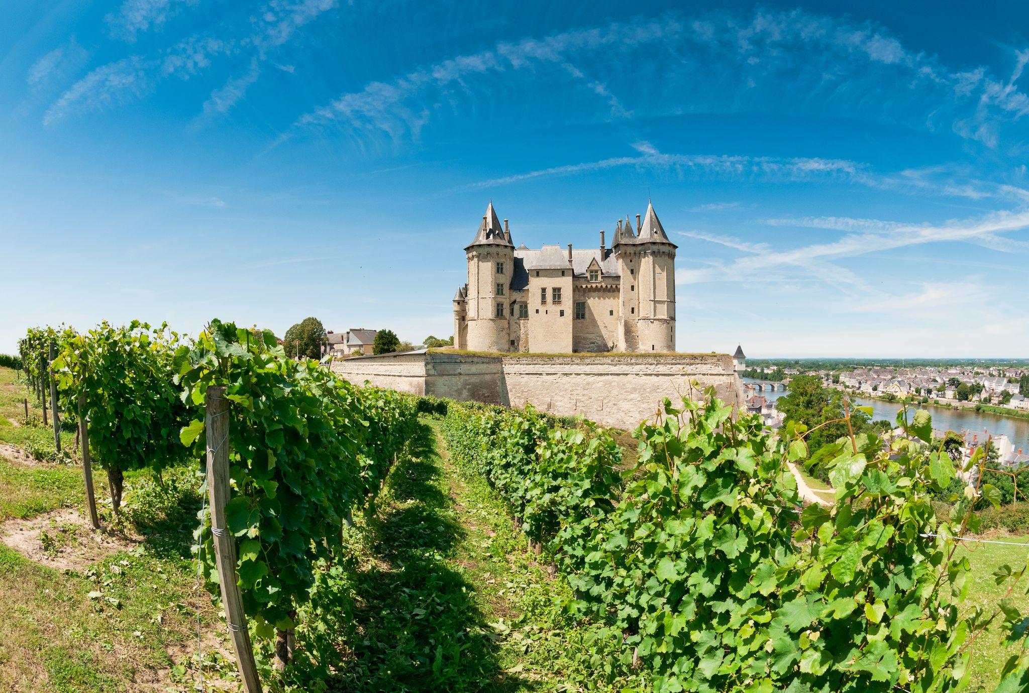 Κάστρο του Σωμύρ, Σωμύρ, Μαιν-ε-Λουάρ, Γαλλία