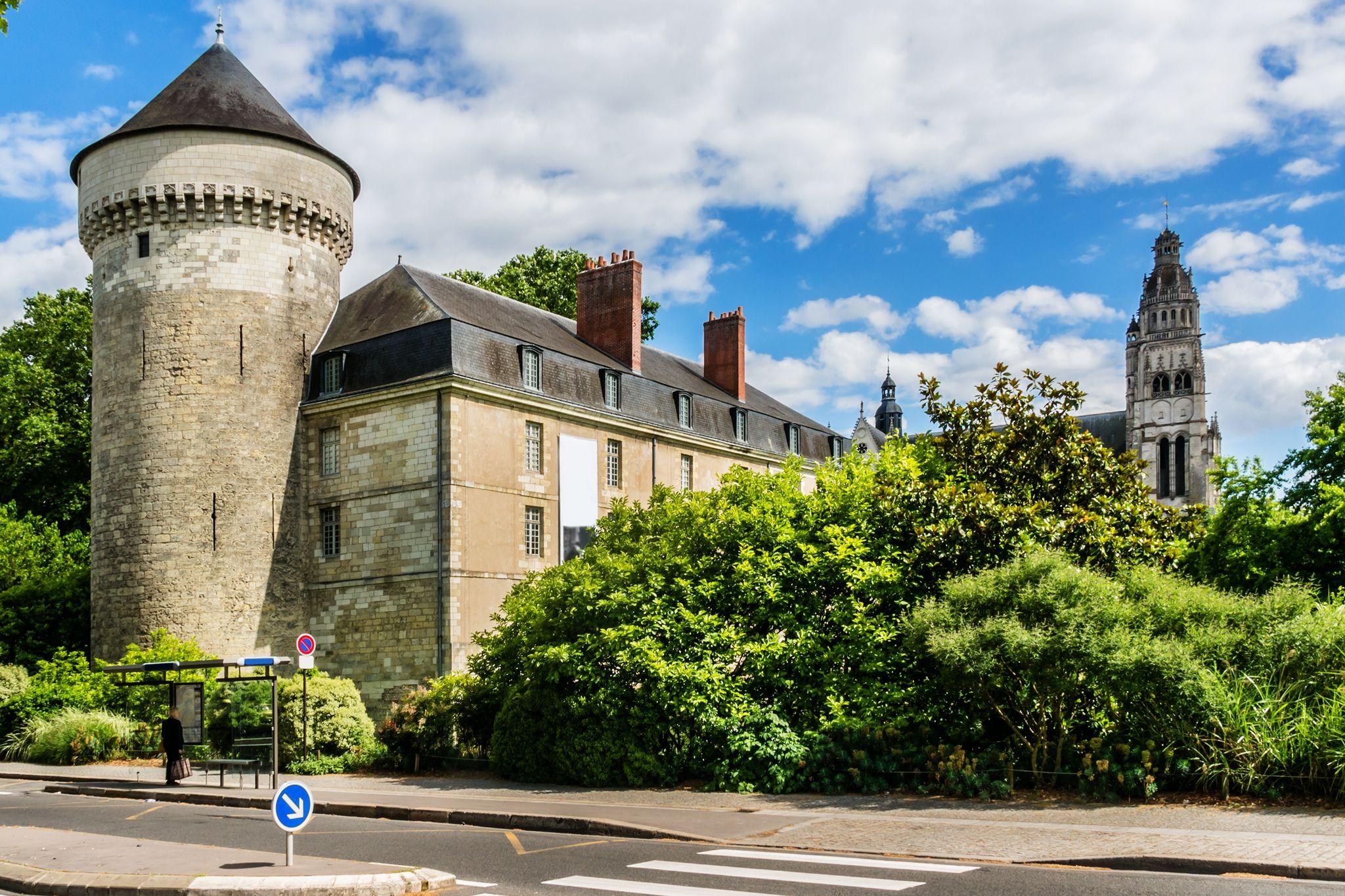 Κάστρο του Τουρ, Τουρ, Αντρ-ε-Λουάρ, Γαλλία