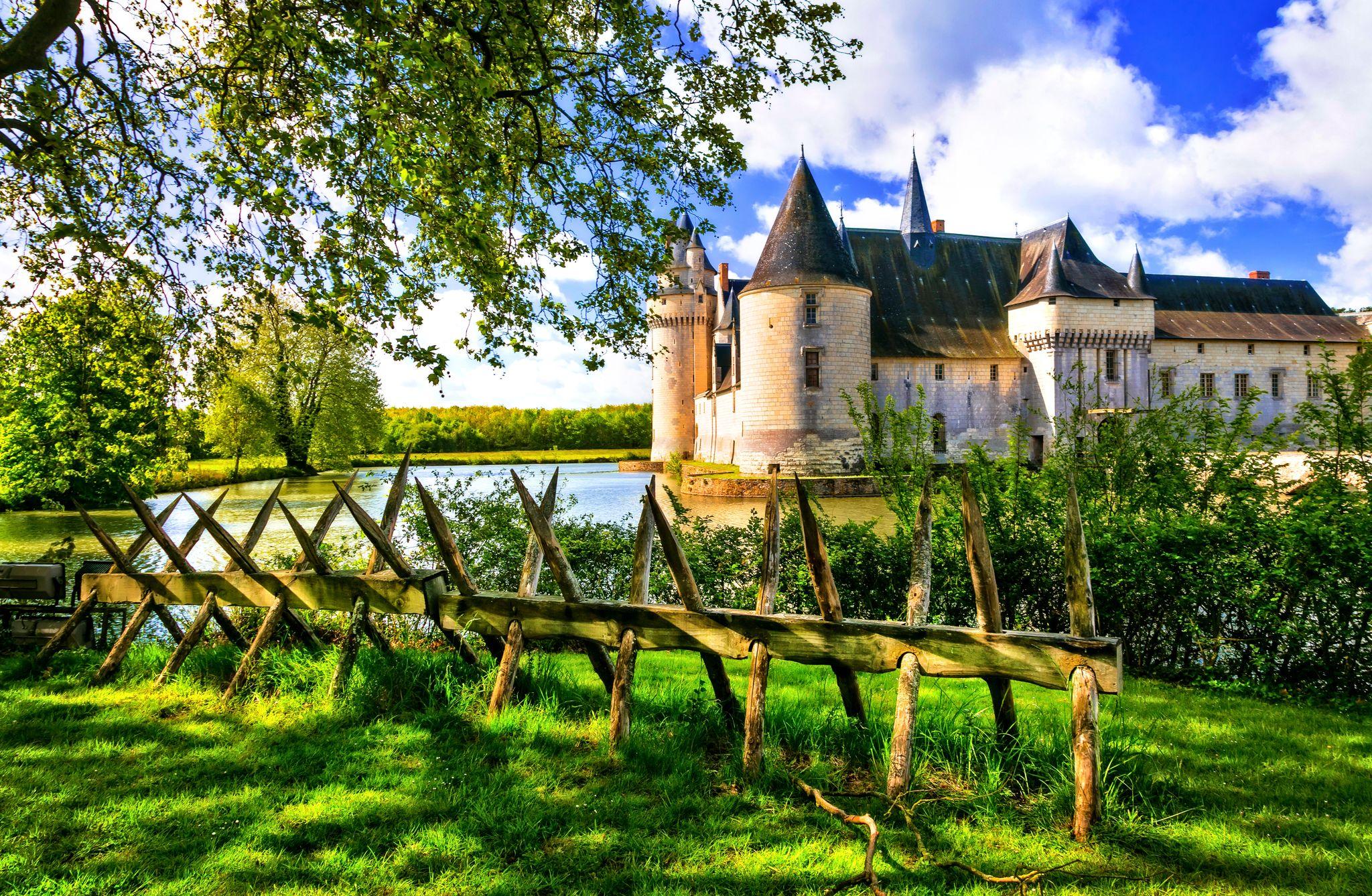 Κάστρο του Πλεσσί-λε-Τουρ, Λα Ρις, Αντρ-ε-Λουάρ, Γαλλία